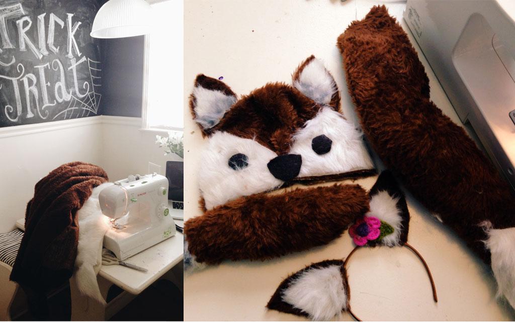 foxy familia